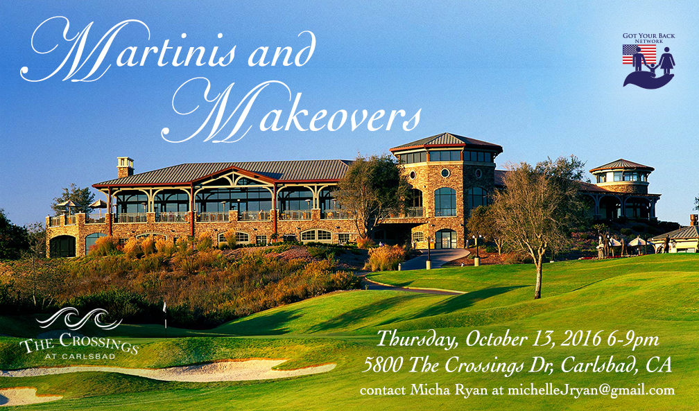 Martinis and Makeovers 2016